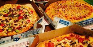 Domino´s Pizza le dará pizza gratis a una señora por un año por un buen motivo