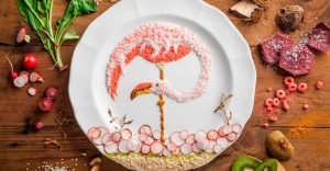 Esta chica nos enseña otra forma de ver el arte culinario