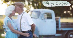 """Esta pareja celebra 57 años de matrimonio con una sesión al estilo de """"The Notebook"""""""
