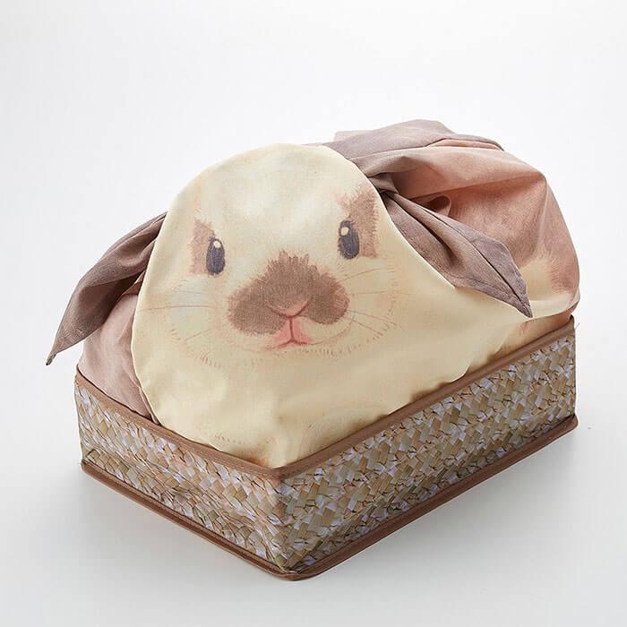 Estas bolsas se convierten con todo lo que guardes en ellas en conejos 05
