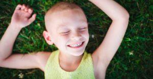 Estas fotografías nos muestran lo luchadores que son estos niños con cáncer