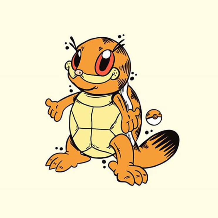 este-artista-decidio-dibujar-a-los-pokemon-como-si-fueran-garfield-de-una-divertida-manera-11