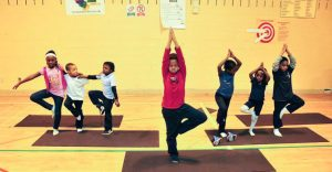 Este colegio ha cambiado las horas de detención por yoga