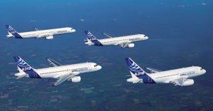 Estos Airbus hacen un vuelo sincronizado que te encantará