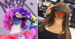 Estos peinados están de moda en Rusia y prometen cruzar fronteras
