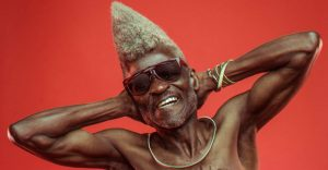Fotografías que muestran a los abuelos fanáticos del hip hop en Nairobi