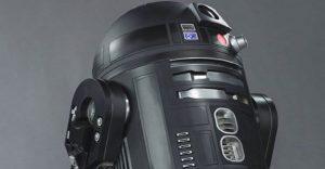 Internet enloquece con el anuncio de un nuevo R2-D2 del Lado Oscuro