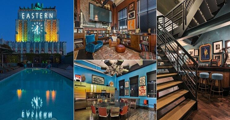 Johnny Depp pone su penthouse a la venta y es más de lo que se puedan imaginar
