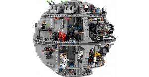 LEGO presenta la Estrella de la Muerte de Star Wars
