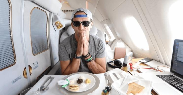 La experiencia de viajar en una primera clase de $21,000