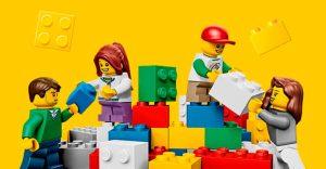 La historia de LEGO presentada en este corto animado
