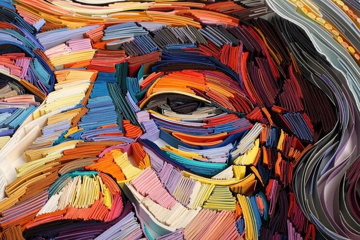 Lo que esta artista hace con el papel muestra que siempre hay más para crear  3