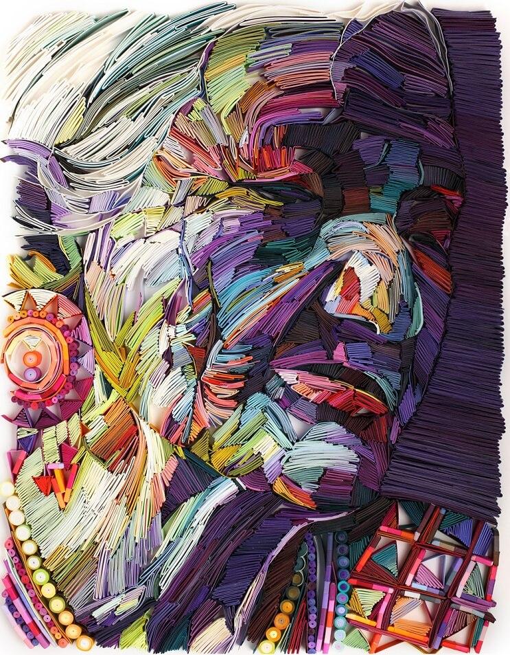 Lo que esta artista hace con el papel muestra que siempre hay más para crear  4