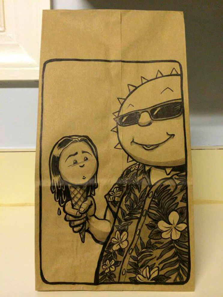 los-almuerzos-de-estos-ninos-son-de-los-mas-genial-gracias-a-estas-bolsas-hechas-por-papa-10