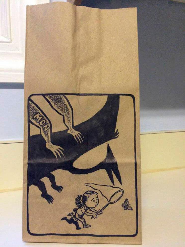 los-almuerzos-de-estos-ninos-son-de-los-mas-genial-gracias-a-estas-bolsas-hechas-por-papa-11