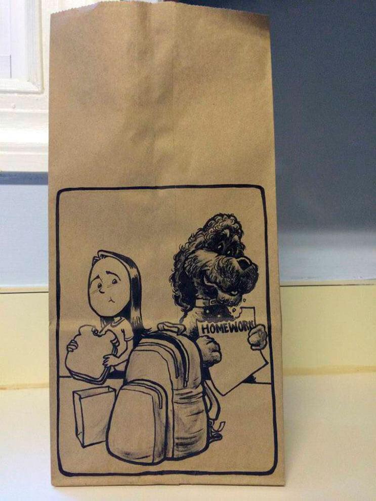 los-almuerzos-de-estos-ninos-son-de-los-mas-genial-gracias-a-estas-bolsas-hechas-por-papa-7