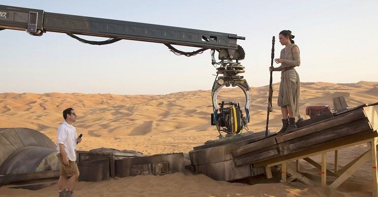 Los efectos especiales de Star Wars VII presentados en este vídeo de quienes hicieron todo esto posible