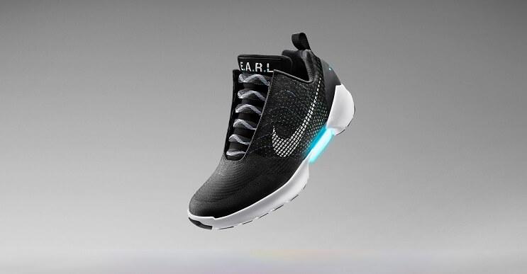 Luego de verlas en Volver al Futuro II, las zapatillas autoajustables de Nike han llegado
