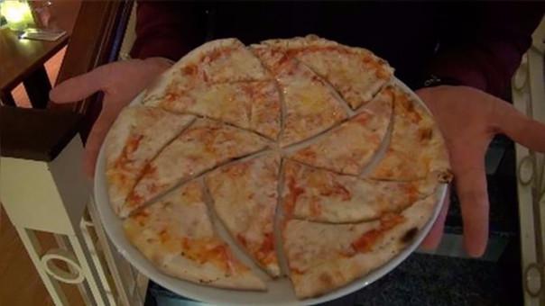 Matemáticos hallan la forma perfecta de partir una pizza 03