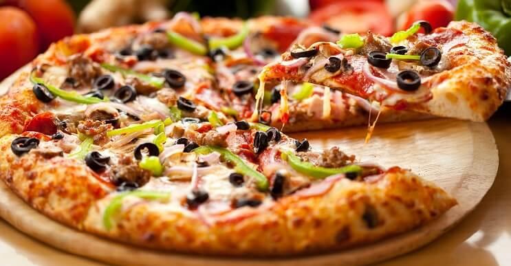 Matemáticos hallan la forma perfecta de partir una pizza 05
