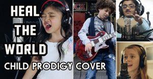 Niños prodigios rinden tributo a Michael Jackson de una melodiosa manera