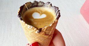 Si eres amante del café, entonces te fascinará esta nueva forma de tomarlo