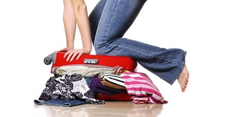 Si estás pensando en viajar, estas formas de armar tu maleta te solucionarán la vida