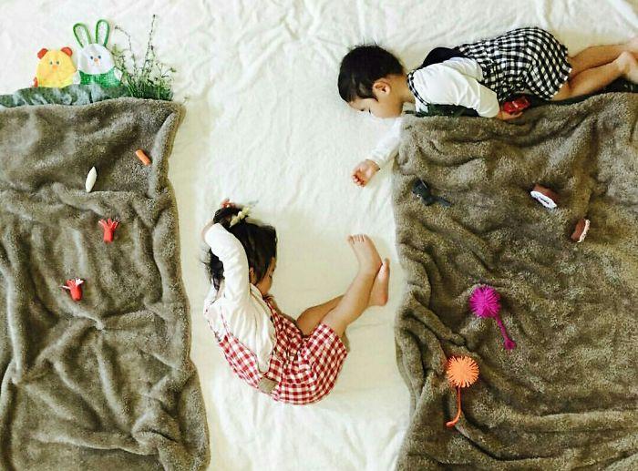 una-madre-hace-que-sus-gemelos-vivan-grandes-aventuras-mientras-ellos-duermen-caida