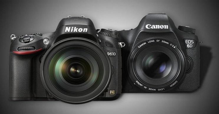 """¿Nikon y Canon unidos por un mismo """"rival""""?"""