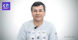 [Vídeo] Entrevista a Omar Ríos de Chamba para Creativos
