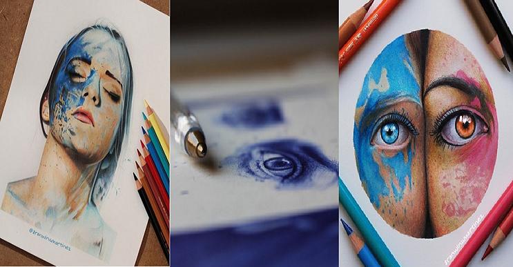 Franwing Martinez, el artista de Instagram que está dando mucho de qué hablar