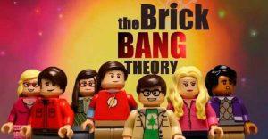 A alguien se le ocurrió hacer la introducción de The Big Bang Theory con LEGO