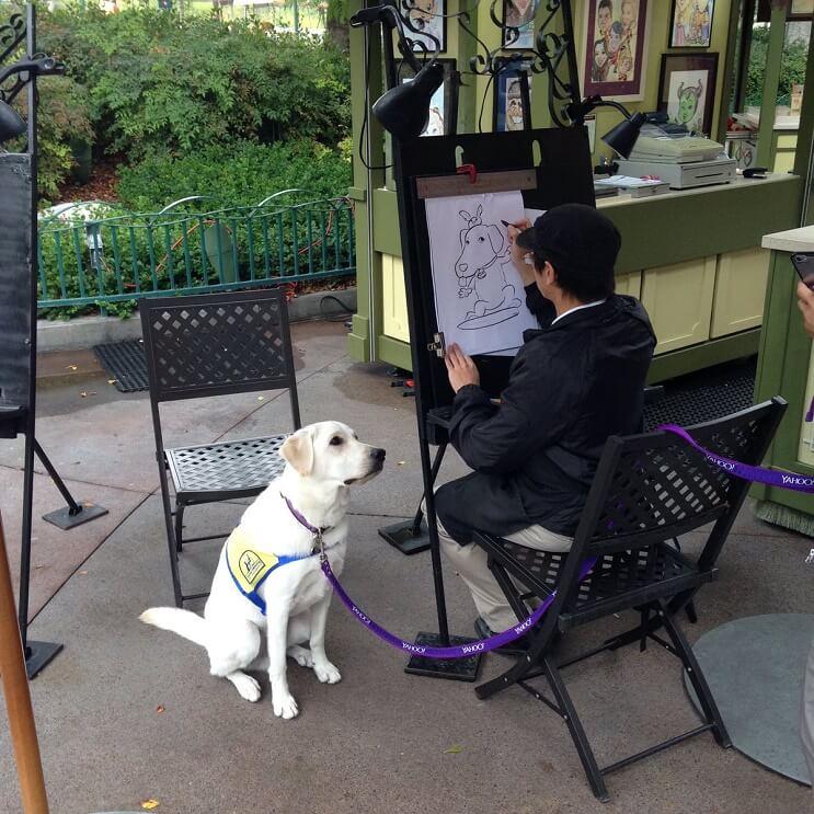 a-este-perro-guia-le-hicieron-un-retrato-en-disney-y-a-la-gente-le-ha-encantado-1