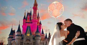Ahora podrás casarte en Disney y hacer de tu boda un cuento de hadas