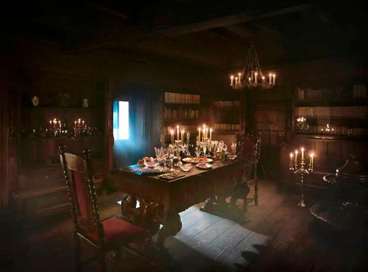 Ahora puedes alojarte en el Castillo de Drácula esta Noche de Brujas gracias a AirBNB