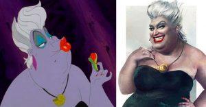 Cómo se verían los personajes de Disney en la vida real