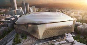Conoce cómo será el nuevo estadio del Real Madrid
