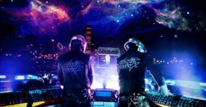 Daft Punk estaría planeando una nueva gira para el 2017 y lo anuncia de manera codificada