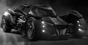 Desarmaron un Lamborghini para hacer un Batimóvil y luce de lo más genial