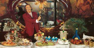 El extraño libro de cocina de Salvador Dalí vuelve a ser editado luego de 40 años