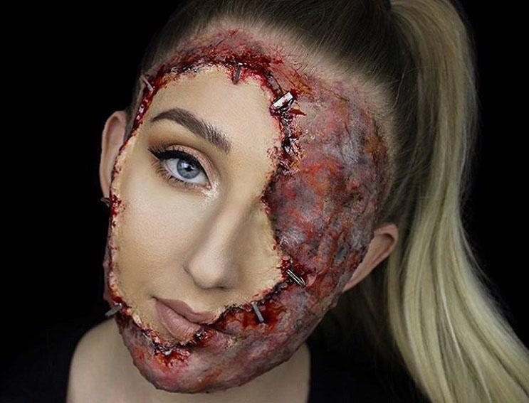 El Maquillaje Que Aplica Esta Chica Es Perfecto Para La