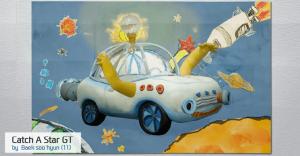 Hyundai convierte carros ideados por niños en una realidad