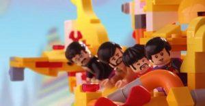 LEGO anuncia la llegada de los Beatles con su Yellow Submarine
