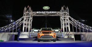 Land Rover rompe un récord mundial con este singular puente de LEGO