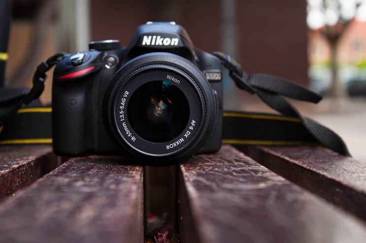 como novato fotógrafo