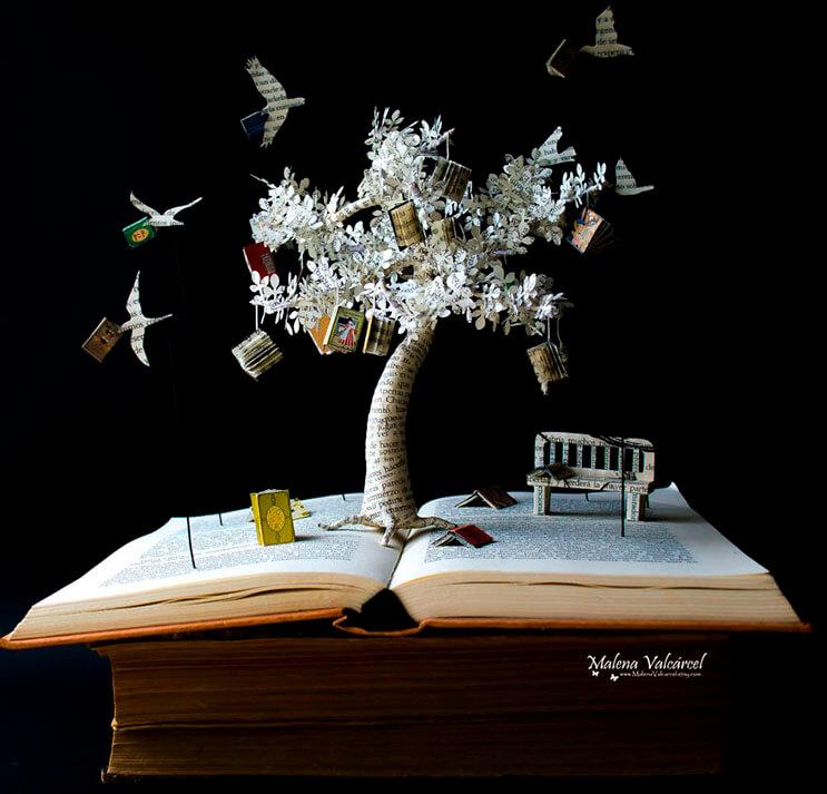 lo-que-esta-artista-hace-con-estos-libros-es-algo-espectacular-16