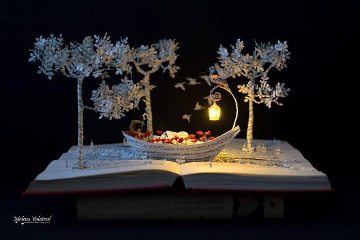 lo-que-esta-artista-hace-con-estos-libros-es-algo-espectacular-4