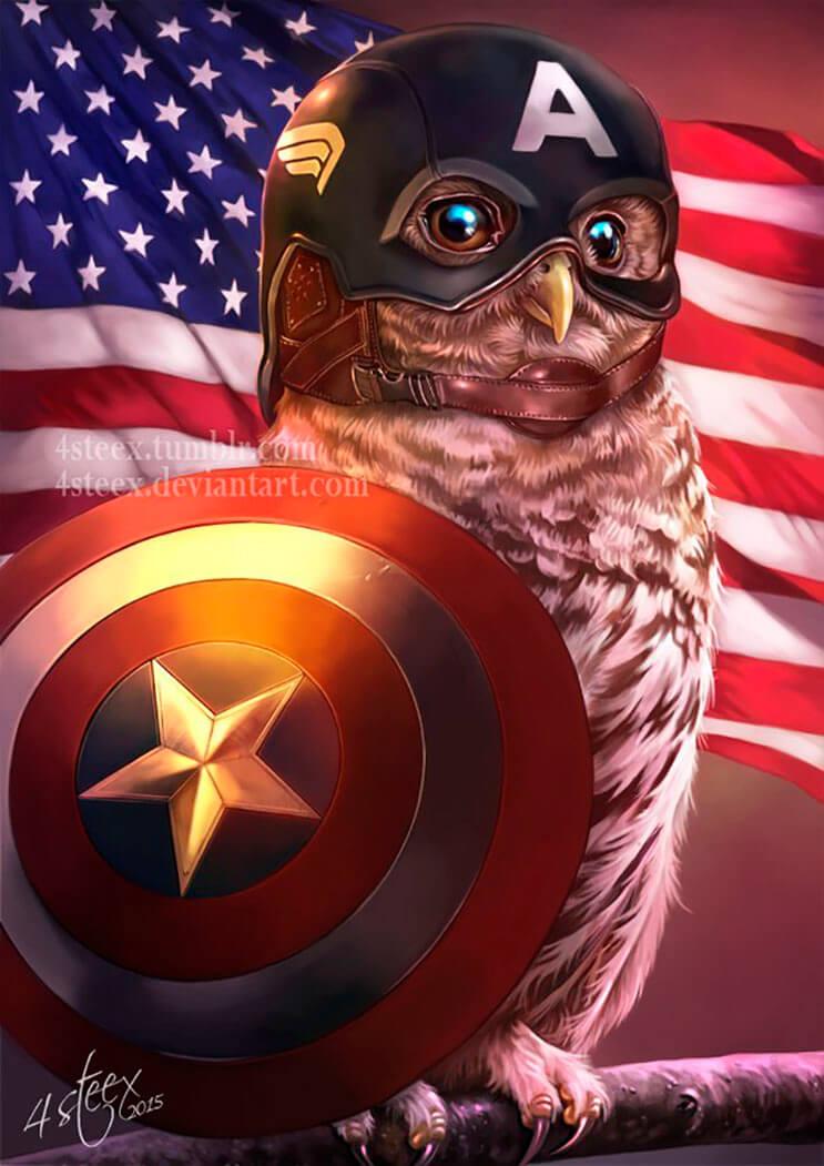 si-the-avengers-tuvieran-plumas-pico-y-patas-tal-vez-se-verian-como-estos-buhos-2