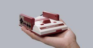Tras el anuncio del Nintendo NES mini, ahora llega el Famicom Mini