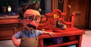 Un divertido corto animado nos muestra que la vanguardia no siempre nos evoluciona